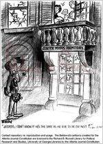 Baldowski Cartoon: UGA riots