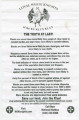 Flier distributed in Montgomery, Alabama, by the Loyal White Knights of the Ku Klux Klan during the 50th anniversary of the Selma to Montgomery March.