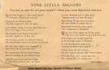 Racist Poem
