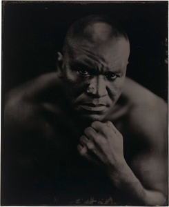 """Evander Holyfield, """"The Real Deal"""""""
