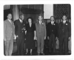 Fiftieth anniversary colored work conference, Washington D.C., 1938.