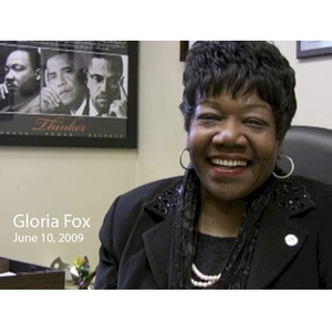 An Interview with Gloria Fox, June 10, 2009 [video recording]