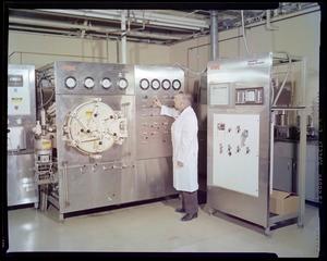 Food packaging, FMC process simulator