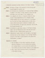 Resolution concerning the Negro students of the Woman's College