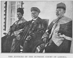 The Justices of the Supreme Court of Liberia