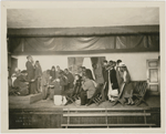 "Scene from the Harlem Experimental Theatre production of ""Climbing Jacob's Ladder"" by Regina M. Anderson Andrews, 1924"