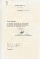William E. Timmons to Senator James O. Eastland, 12 February 1970