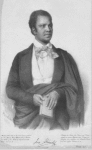 Ira Aldridge; Member of the order of Art and Science confined by His Majesty King William 4th of Prussia and holder of the Medal of Leopold and the White Cross, etc. etc