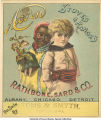 "Rathbone, Sard & Co.: ""Black Acorn, for wood"""