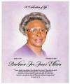Barbara Joe Jones Ellison