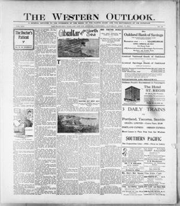 The Western Outlook. (San Francisco, Oakland and Los Angeles, Calif.), Vol. 21, No. 30, Ed. 1 Saturday, April 17, 1915 The Western Outlook
