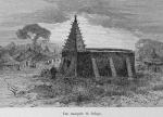 Une mosquée de Salaga