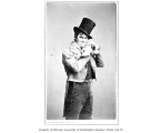 Dan Bryant in the role of Handy Andy in a production of HANDY ANDY