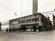 Thumbnail for Woolworth Company Five-and-Dime Store, Grand Avenue and Olive Street. Continental Life Building is behind Woolworth's.