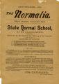 The Normalia, 1894-09