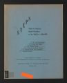 Board of Directors. Race relations, 1940s-1970s. (Box 496, Folder 6)