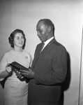 The Reverend and the councilwoman, Los Angeles, 1961