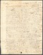 "Letter, 1784 January 20, ""Hors du Monde,"" [Virginia], to [Thomas Jefferson], n.p."