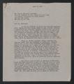 Casework. Civil Rights. (Box 6, Folder 19)