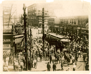 East St. Louis, Illinois riot, 1917