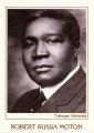 Robert Russa Moton, Second President Of Tuskegee University, Tuskegee, Alabama