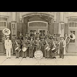 Hill City Youth Municipality Band on Wylie Avenue