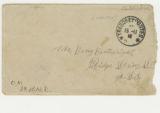 Letter, 7 Nov. 1918, France, to Mr. Berry Boatwright, Ridge Spring, S.C.
