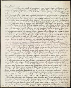 Letter from John Anderson Collins, Boston, [Mass.], to Maria Weston Chapman and Caroline Weston, Feb. 28, 1842