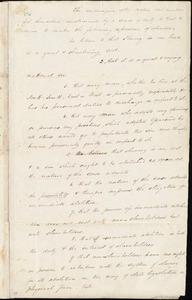 Declaration of sentiment for immediate emancipation, [August 1833]