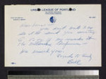 Four letters between between Loren Miller and Edwin C. Berry