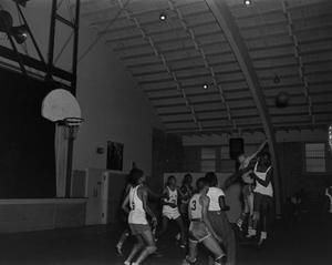 Negro Basketball Team