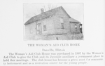 The Woman's Aid Club Home