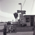 Film negative of Arrowhead Motel, [1956]