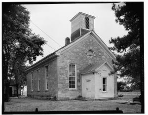"Beecher ""Bible & Rifle"" Church, Wabaunsee, Wabaunsee County, KS"
