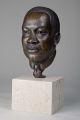 Portrait bust of Dr. Martin Luther King, Jr.