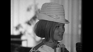 News Clip: Miss Tri-Lakes Margot Campbell on KYTV News Item Label: Margot Campbell SOF 7/16/68, KYTV News Department