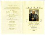 Greater Middle Baptist Funeral Program