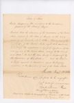 1824 Resolve Disapproving Proposed Amendment by the State of Georgia