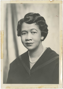 Photograph of Dorothy I. Height