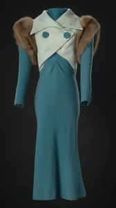 Costume dress worn by Diana Ross as Billie Holiday in Lady Sings the Blues