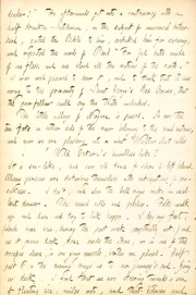 Thomas Butler Gunn Diaries: Volume 5, page 135, January 7, 1853
