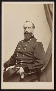[Major General Charles Devens of 3rd Massachusetts Rifles Battalion and 15th Massachusetts Infantry Regiment in uniform]