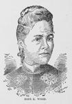 Ione E. Wood. Educator and Writer