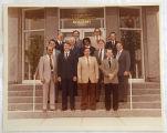 Photograph of U. S. Postal Service Management Academy class