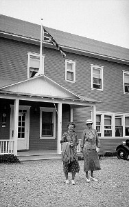 Ruth and Corinne Davis