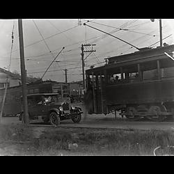 Old Ridge Line Trolley
