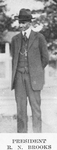 President R. N. Brooks