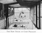 The baby shack at Camp Pleasant