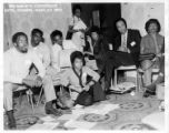 Third BAN-WYS Conference, Hotel Sonesta Washington D.C. 1970.