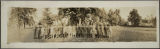 Folder 1593: Charlotte: Schools: Johnson C. Smith University: Pre-medical students (African American), 1930: Scan 1